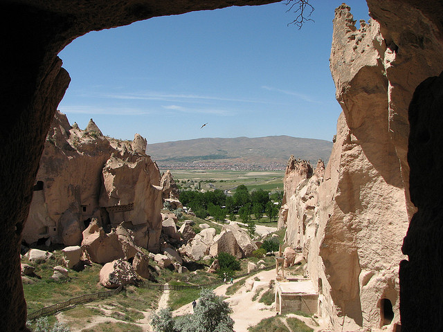Cappadocia Zelve Open Air Museum - Turkey Cultural Tour
