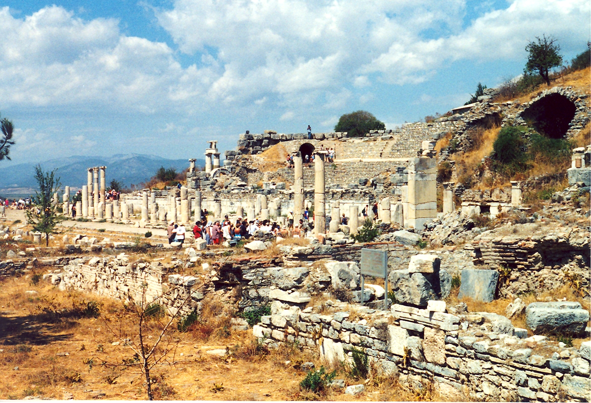 Ephesus UNESCO Site, Greko-Roman City-Western Turkey ...